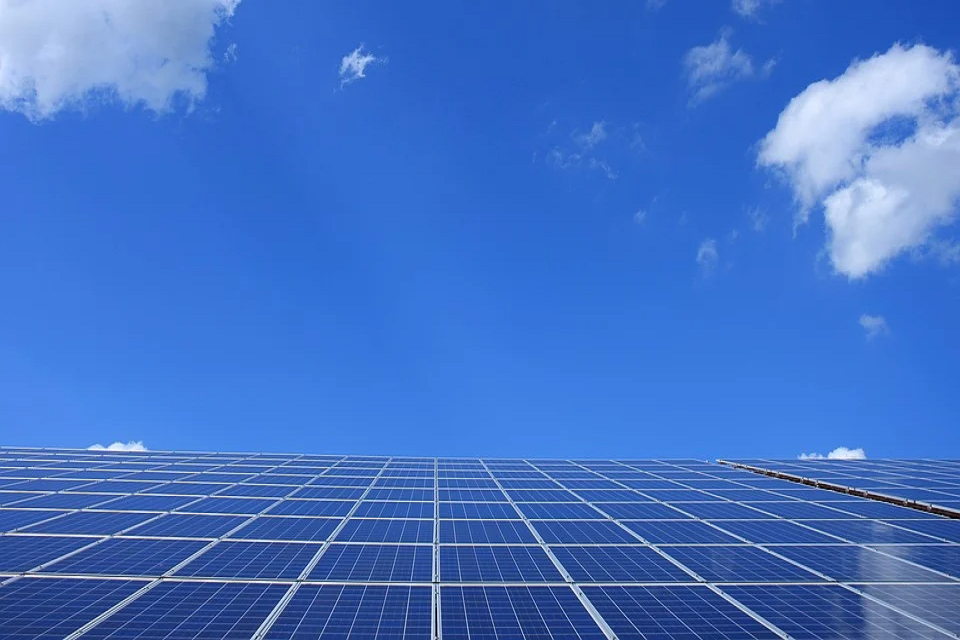 Solar Energy Holds Key to Sustainable Growth