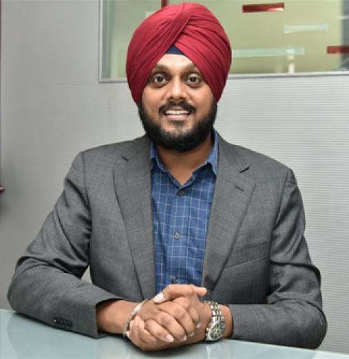 Mohali based Simarpreet Singh makes it in the Top 100 Powerful and Influential Sikhs in the world