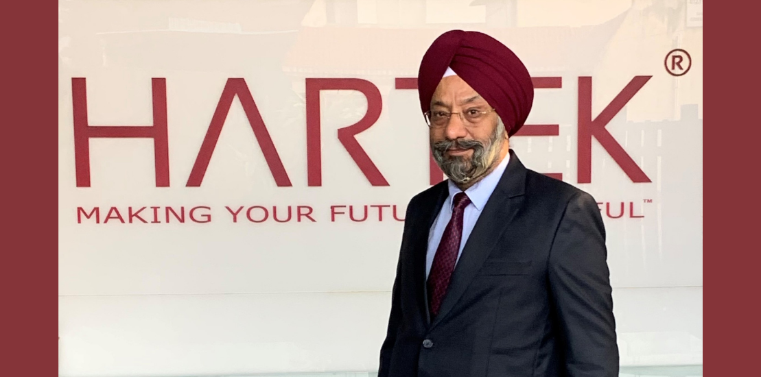 Hartek Group Appoints Banking Veteran, Harpal Singh as Director and Group CFO
